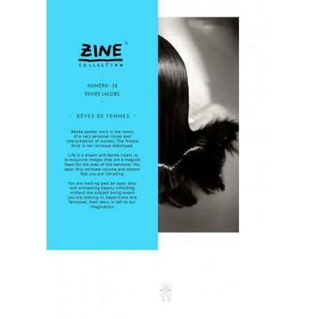 "Renée Jacobs - Zine N° 18 ""Rêves de Femmes"" (Editions Bessard, 2014)"