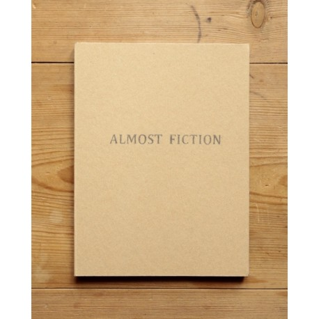 Fábio Cunha - Almost Fiction (Self-published, 2014)