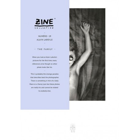 Alain Laboile - Zine N° 19 - The Family (Editions Bessard, 2014)