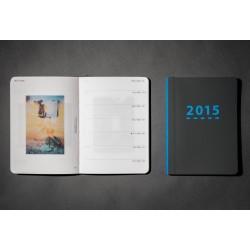 ISSP Weekly Planner / Agenda 2015