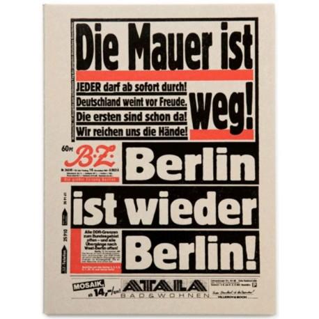 Mark Power - Die Mauer ist weg! (Globtik Books, 2014)