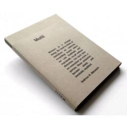 Andreas H. Bitesnich - Mutti (Room5books, 2014)
