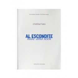 Cristóbal Hara - Hide and Seek / Al Escondite (Ediciones Anómalas, 2014)