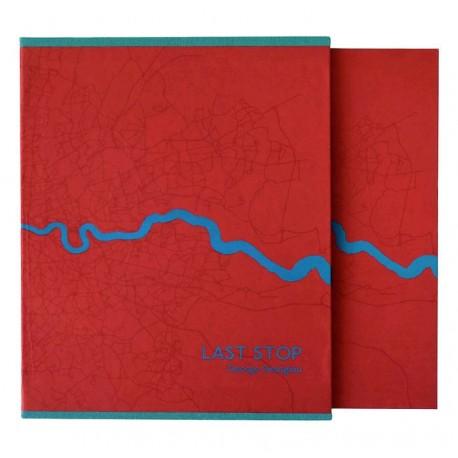 George Georgiou - Last Stop (Auto-publié, 2015)