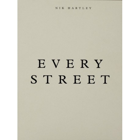 Nik Hartley - Every Street (Mily Kadz, 2015)