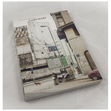 Peter Bialobrzeski - Cairo Diary (The Velvet Cell, 2014)
