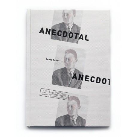 David Fathi - Anecdotal (MARIA Inc., 2015)