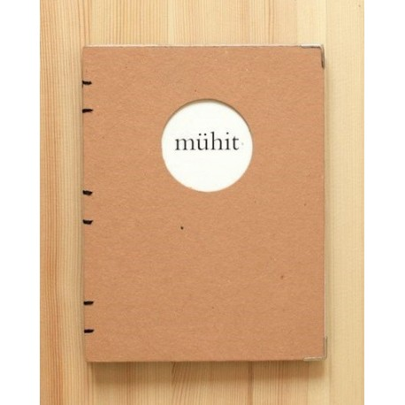 Ilkin Huseynov - Mühit, 2nde édition (RIOT Books, 2015)