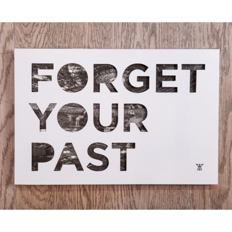 Nikola Mihov - Forget Your Past (Janet 45 Publishing, 2015)