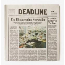 Will Steacy - Deadline (b.frank books, 2015)