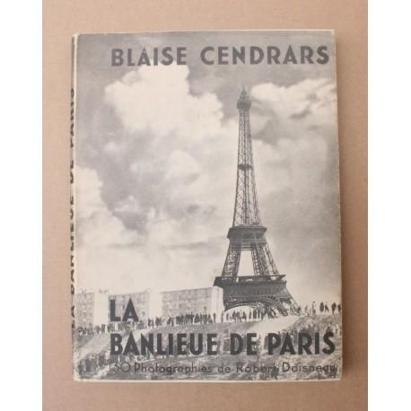 Robert Doisneau - La Banlieue de Paris (Seghers, 1949)