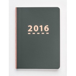Collective - ISSP Weekly Planner / Agenda 2016 (ISSP, 2015)