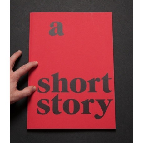 Thomas Boivin - A Short Story (Self-published, 2015)
