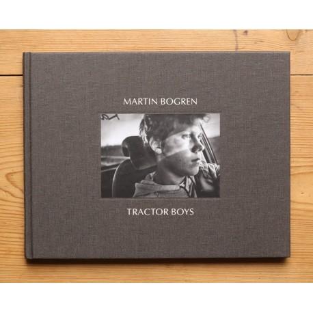 Martin Bogren - Tractor Boys (Aman Iman Publishing, 2013)
