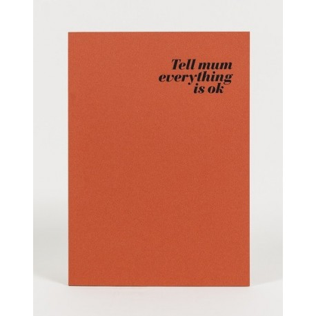 Collectif - Tell mum everything is ok - No. 6 (Editions FP&CF, 2015)
