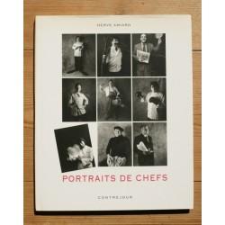 Portraits de chefs