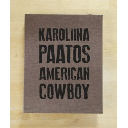 Karoliina Paatos - American Cowboy (The Angry Bat, 2016)