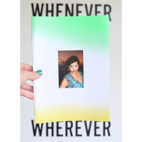 Lucie Mach - Whenever Wherever (self-published, 2016)