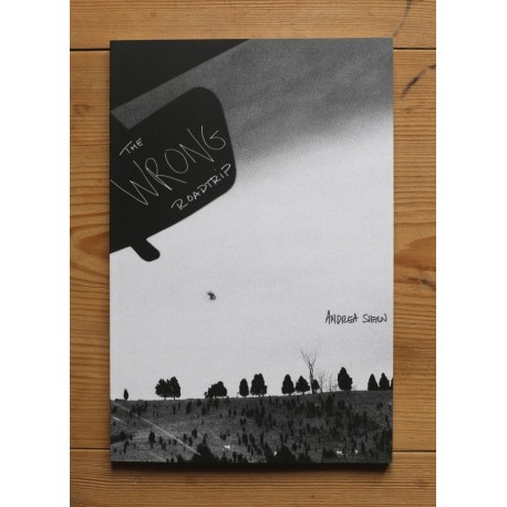 Andrea Stern - The Wrong Roadtrip (Auto-publié, 2012)