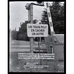 Chirstophe Le Toquin - éléments d'une typologie de l'urbanisation - Vol.7 (self-published, 2015)