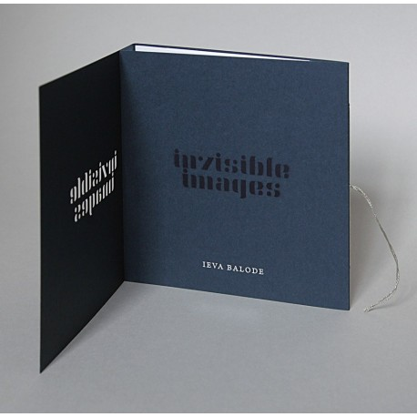 Ieva Balode - Invisible Images (NoRoutine Books, 2016)