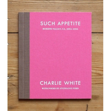 Charlie White - Such Appetite (Little Brown Mushroom, 2013)