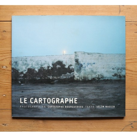 Christophe Bourguedieu - Le Cartographe (Le Point du Jour, 2000)
