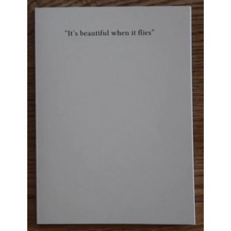 Rinske Former - It's Beautiful When It Flies (Self-published, 2016)
