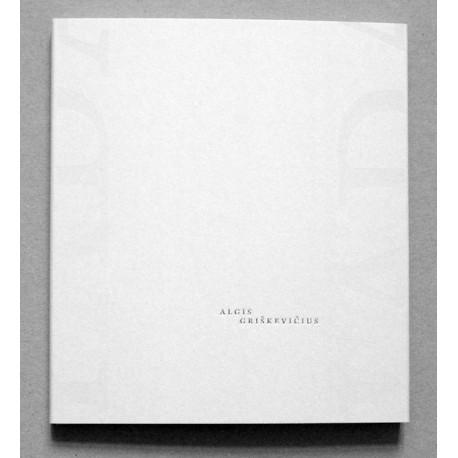 Algis Griskevicius - TADA (NoRoutine Books, 2016)