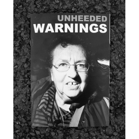 Elie Monferier - Unheeded Warnings (Self-published, 2017)