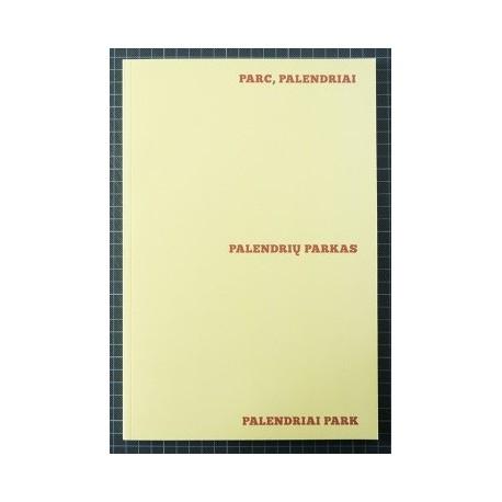 Pierre-Lin Renié - Palendriai Park (Self-published, 2015)