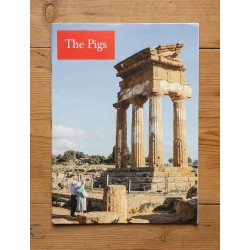 Carlos Spottorno - The Pigs (Phree / Editorial RM, 2013)