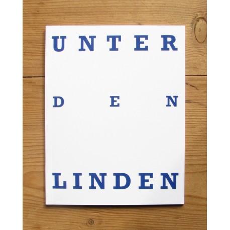 David Kregenow - Unter den Linden (Auto-publié, 2013)