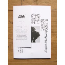 Wei Bi - Zine No. 8 - My Dreamed Stream (Éditions Bessard, 2013)